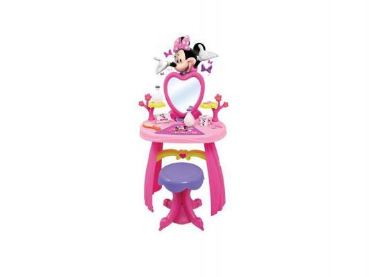 Игровой набор Smoby Туалетный столик Minnie от 2 лет 10 предметов