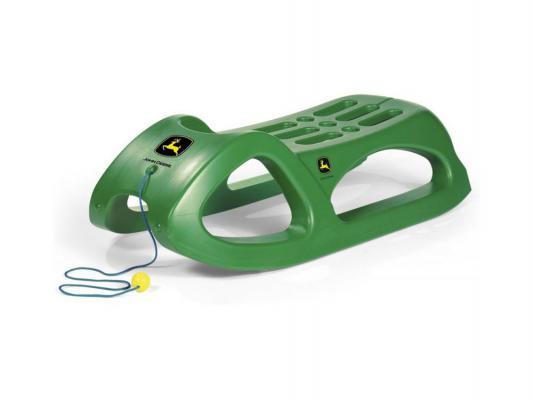 Санки Rolly Toys 200160 до 100 кг зеленый пластик