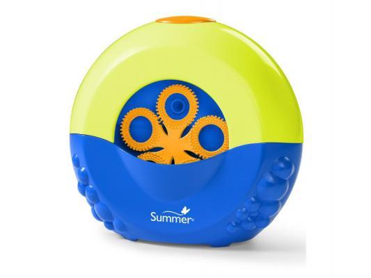Интерактивная игрушка Summer Infant Bubble Maker для выдувания мыльных пузырей от 1 года разноцветный 19000