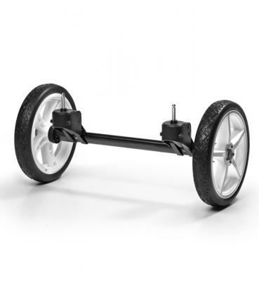 Система сменных колес Quad для коляски Hartan Topline S (белый)