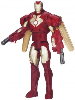 Фигурка Hasbro Iron Man 3 Железного Человека Делюкс Marvel A2513H от 4 лет A2513H