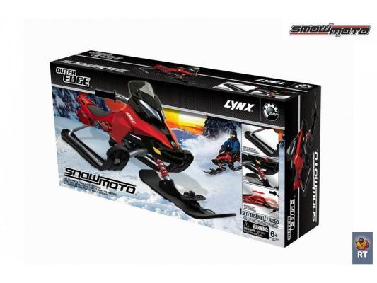Снегокаты Snow Moto LYNX до 80 кг красный черный металл пластик от 123.ru