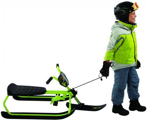 Снегокаты Snow Moto SnowRunner SR1 Kiwi до 60 кг зеленый металл от 123.ru