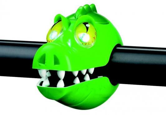 Фонарик RichToys CROCODILE light с брелком зеленый 320240