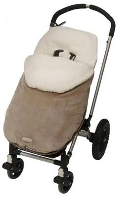 Спальный мешок в коляску JJ Cole Toddler Bundle Me (хаки)