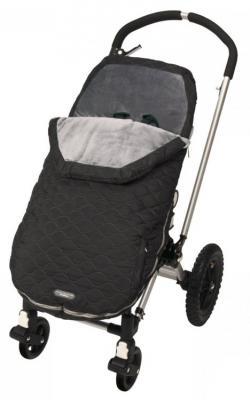 Спальный мешок в коляску JJ Cole Urban Bundle Me Toddler (черный)