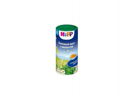 Купить Чай Hipp Липовый цвет с мелиссой с 4 месяцев 200 гр