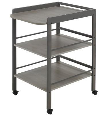 Купить Стол для пеленания Geuther Clarissa (серый), дерево / пластик, Столы для пеленания
