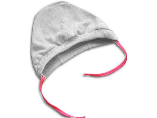 Чепчик интерлок девочка (арт. 1-10Д) (размер 45) серый цена