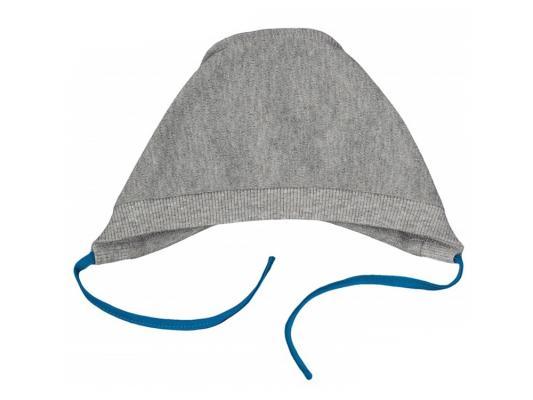Чепчик интерлок мальчик (арт. 1-10М) (размер 38) серый