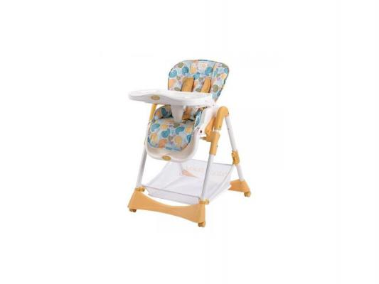 Стул для кормления Happy Baby Flora William Light (yellow)