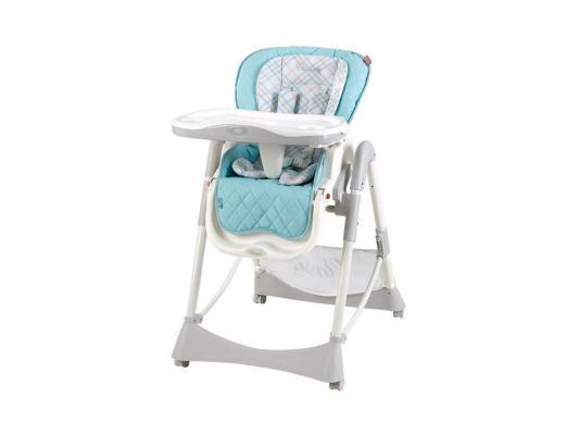 Стульчик для кормления Happy Baby William (blue) стульчик для кормления happy baby william v2 бежевый