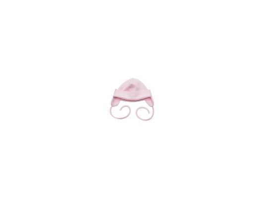 Шапочка детская (арт. 17-91 розовый) (размер 42)