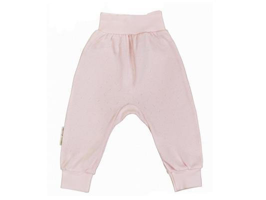 Купить Штанишки детские Lucky Child Ажур, размер 20 (62-68) Розовые
