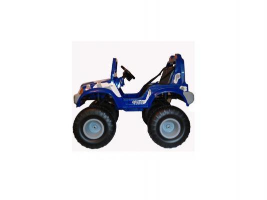Электромобиль Chien Ti Джип Off-roader (синий) электромобиль мастер джип со склада