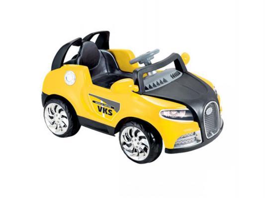 Электромобиль Kids Cars ZP5068-2 (желтый)