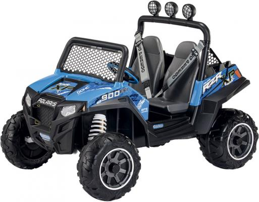 Электромобиль Peg-Perego Polaris Ranger RZR 900 Blue OD0084 квадрацикл peg perego с электрическим приводом polaris sportsman nero