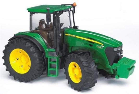 Трактор Bruder John Deere 7930 зеленый 1 шт 03-050