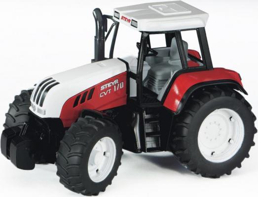 Трактор Bruder Steyr CVT 170 29 см 02-080
