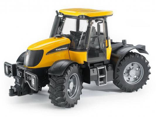 Трактор Bruder JCB Fastrac разноцветный 1 шт 03030