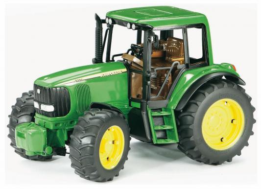 Трактор Bruder John Deere 6920 зеленый 02-050