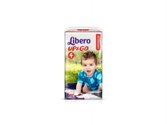 Трусики Libero Up & Go 4 (7-11 кг) 52 шт.
