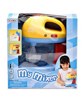 Миксер Playgo электрический миксер ролевые игры playgo игровой набор для приготовления хот догов делюкс