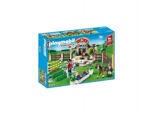 Конструктор Playmobil Лошади: Манеж для выездки и конкура