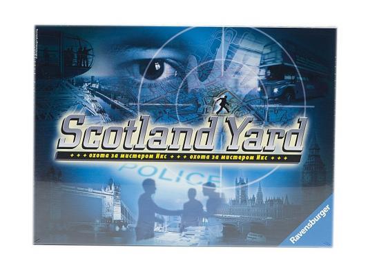 Настольная игра Ravensburger для вечеринки Скотланд-Ярд 265831