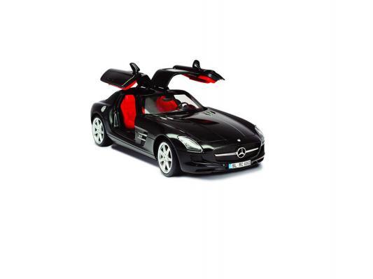 Машинка на радиоуправлении Silverlit Bluetooth Mercedes-Benz пластик от 8 лет черный 86074