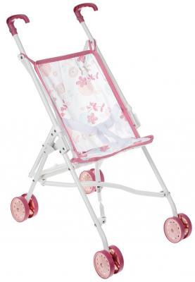 Коляска для кукол Smoby Baby Nurse прогулочная 24063 smoby мебель для кукол стульчик для кормления ваby nurse