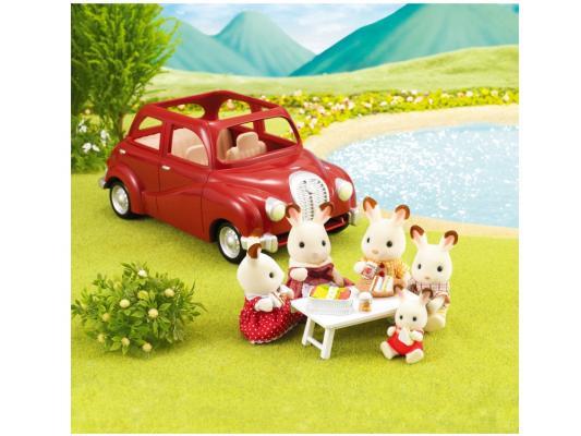 Игровой набор Sylvanian Families Семейный автомобиль 4 предмета 2002