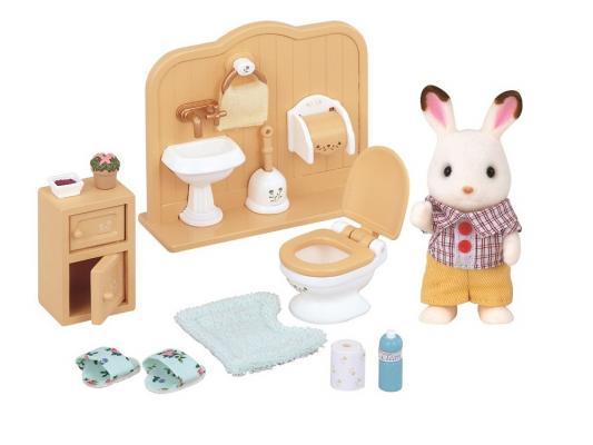 Игровой набор Sylvanian Families Братик и туалетная комната 2203