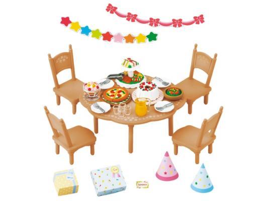 Игровой набор Sylvanian Families Для вечеринки