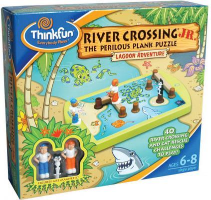 Игра-головоломка Think Fun Переправа для малышей от 6 лет 7040
