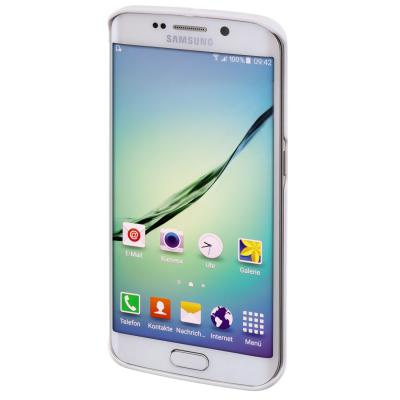 Чехол Hama для Samsung Galaxy S6 Edge белый 00136719