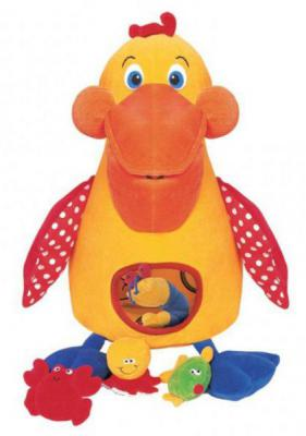 Интерактивная игрушка Ks Kids Голодный пеликан с игрушками от 1 года разноцветный KA208B