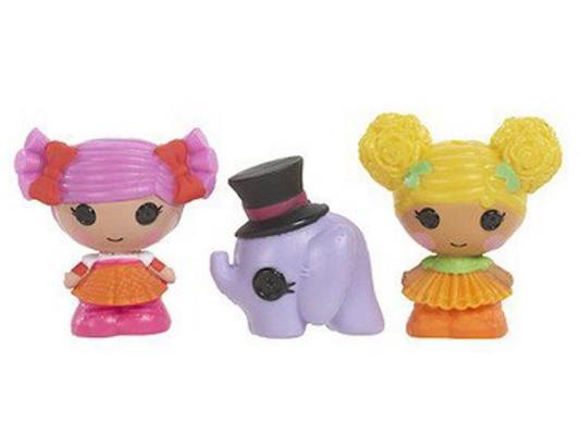 Кукла Lalaloopsy Малютки 3 шт. 4 см 531647 от 123.ru