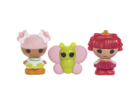 Кукла Lalaloopsy Кукла Малютки 12 см 3шт в упаковке 531654 от 123.ru