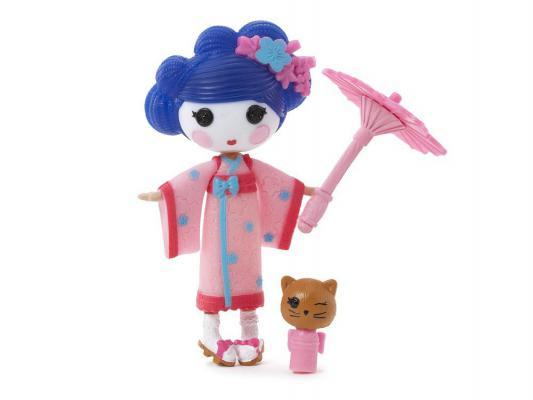 Купить Кукла Lalaloopsy Mini Yyki Kimono 7.5 см 502296