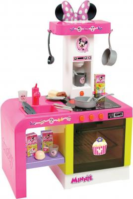 Игровой набор Smoby Кухня Smoby Cheftronic Minnie 024197