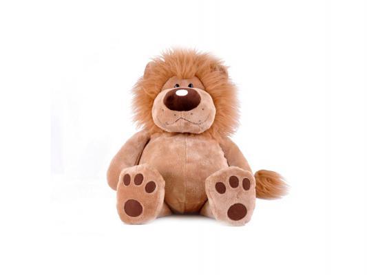 Мягкая игрушка лев Gulliver Лёва плюш коричневый 71 см 7-5631