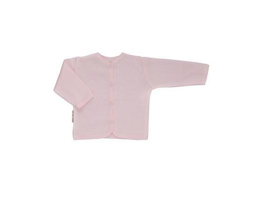 Купить Кофточка Lucky Child ажур, розовая. размер 20 (62-68)