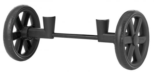 Крепежная вилка с передними колесами для Britax B-Agile (black) (BRITAX)