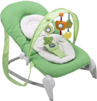 Купить Кресло-качалка Chicco Hoopl Baby (greenland)