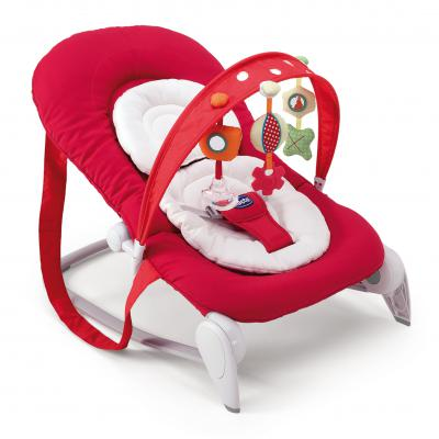 Купить Кресло-качалка Chicco Hoopl Baby (red wave)
