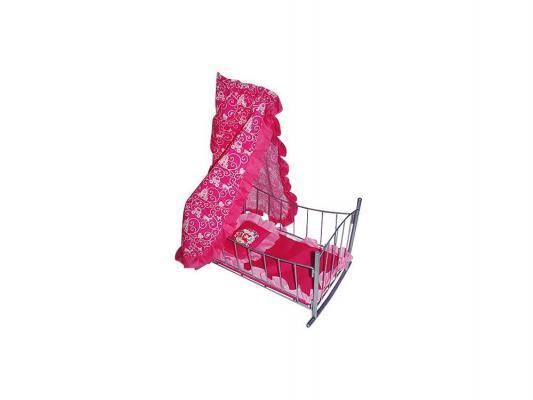 Купить Кроватка для кукол Карапуз Disney Princess