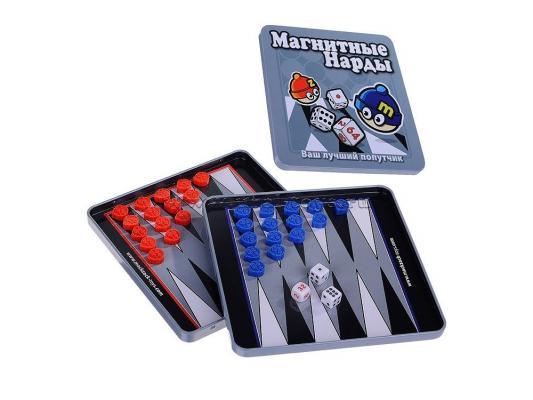 Магнитная игра Mack & Zack логические Нарды MT001