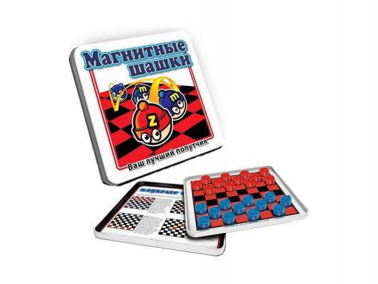 Магнитная игра Mack & Zack русские шашки MT002