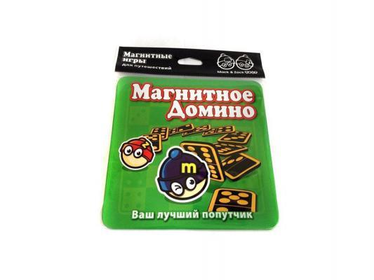 Магнитная игра Mack & Zack домино MT010